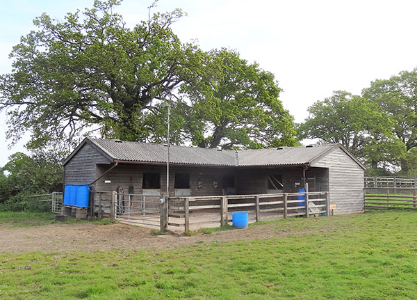 Land and Stables, Berkeley